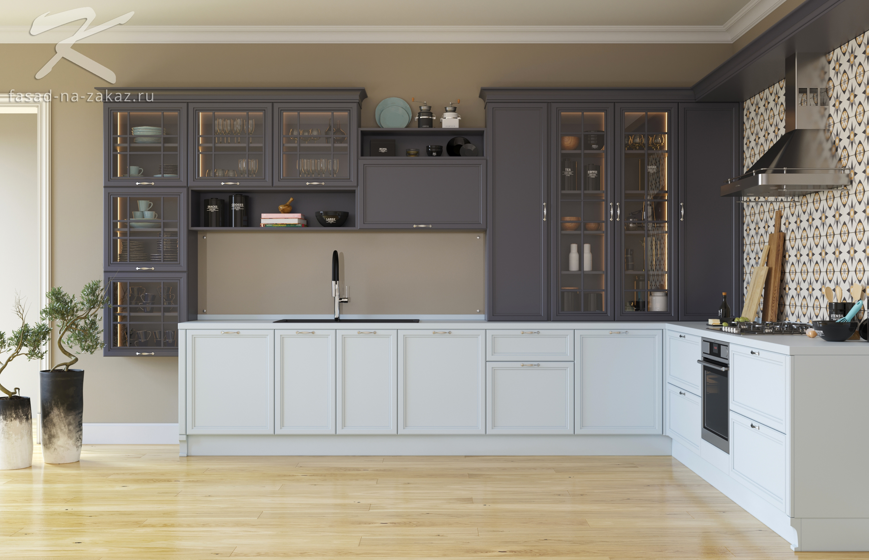 кухня рамочный фасад фото чем специфика данных