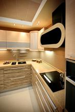 фасады крашеные МДФ для кухни