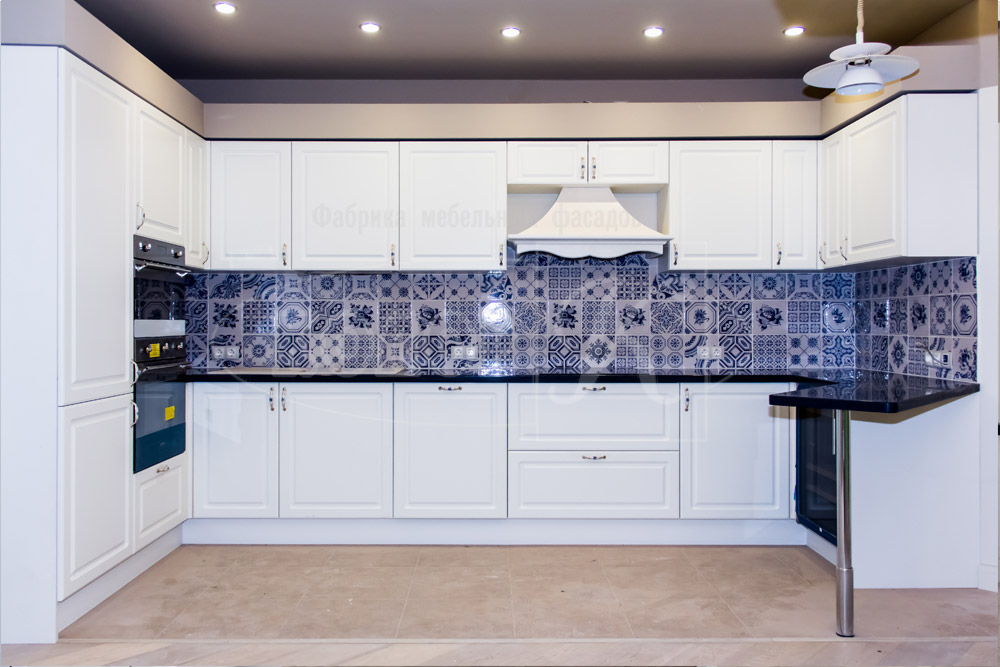 красивые фасады кухня