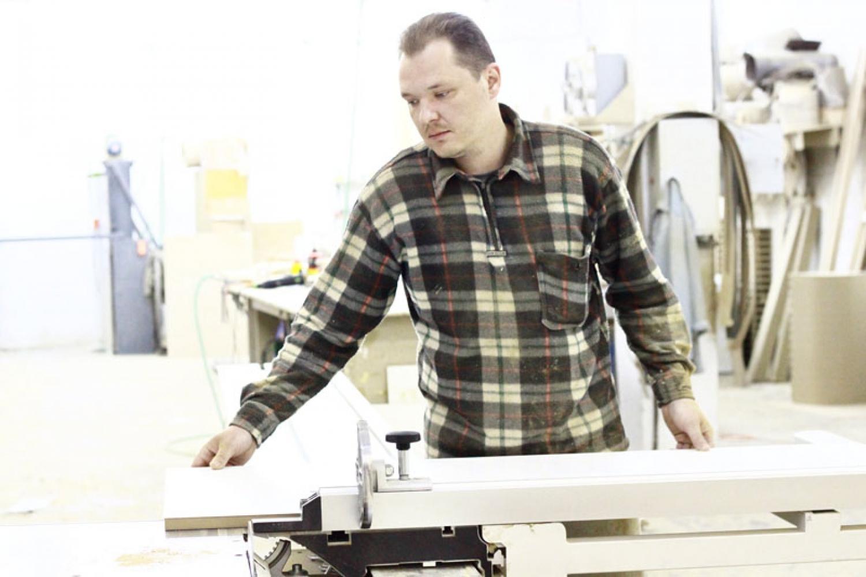 Изготовление мебельныех деталей