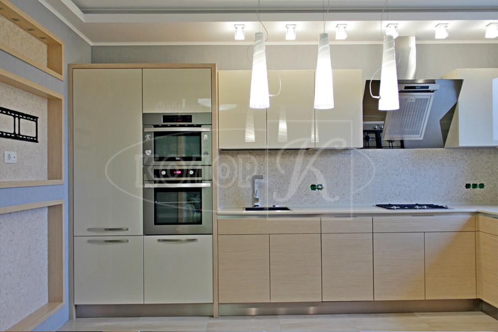 Освещение и ясность, красивые фасады для кухни