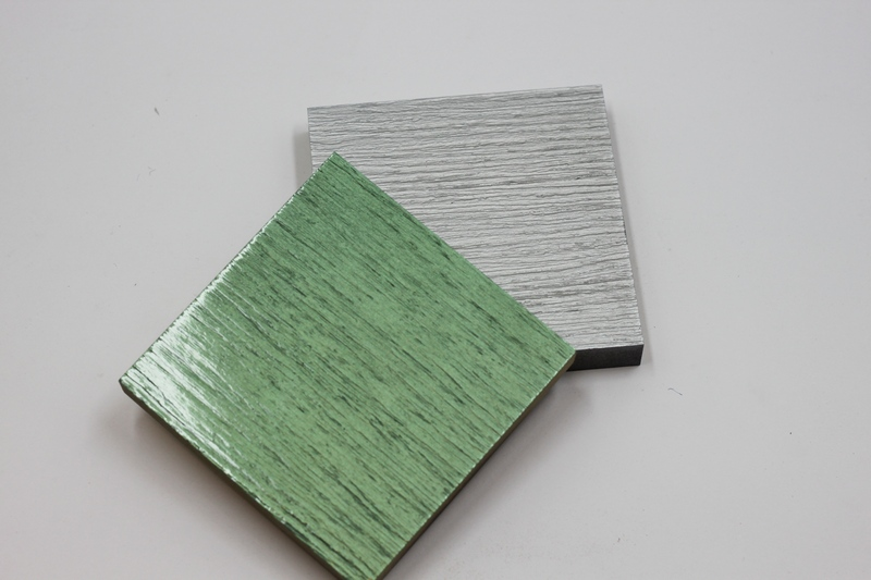 перламутровые фасады зеленые